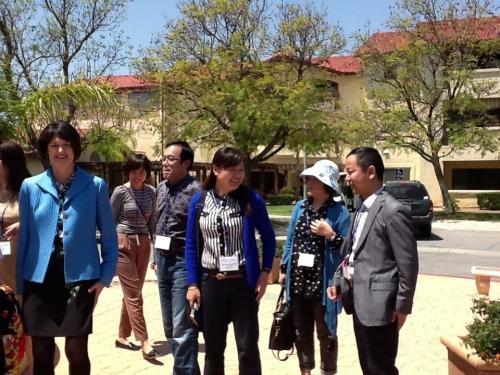 LeadingAge California Participates in Cultural Exchange