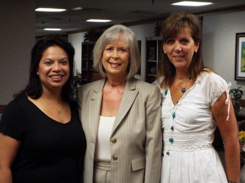 Best Friends -- Andrea, Sue, Sharon